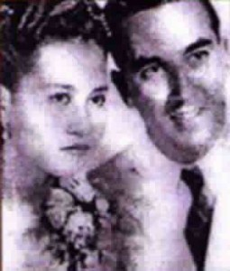 Celia Mariano and husband Bill Pomeroy