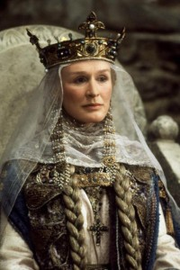 Glenn Close as Eleanor, Lion in Winter, 2003 (TV)
