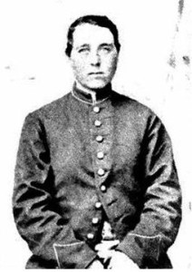 Either Sarah Edmonds or Jennie Hodgers, another female soldier in disguise.